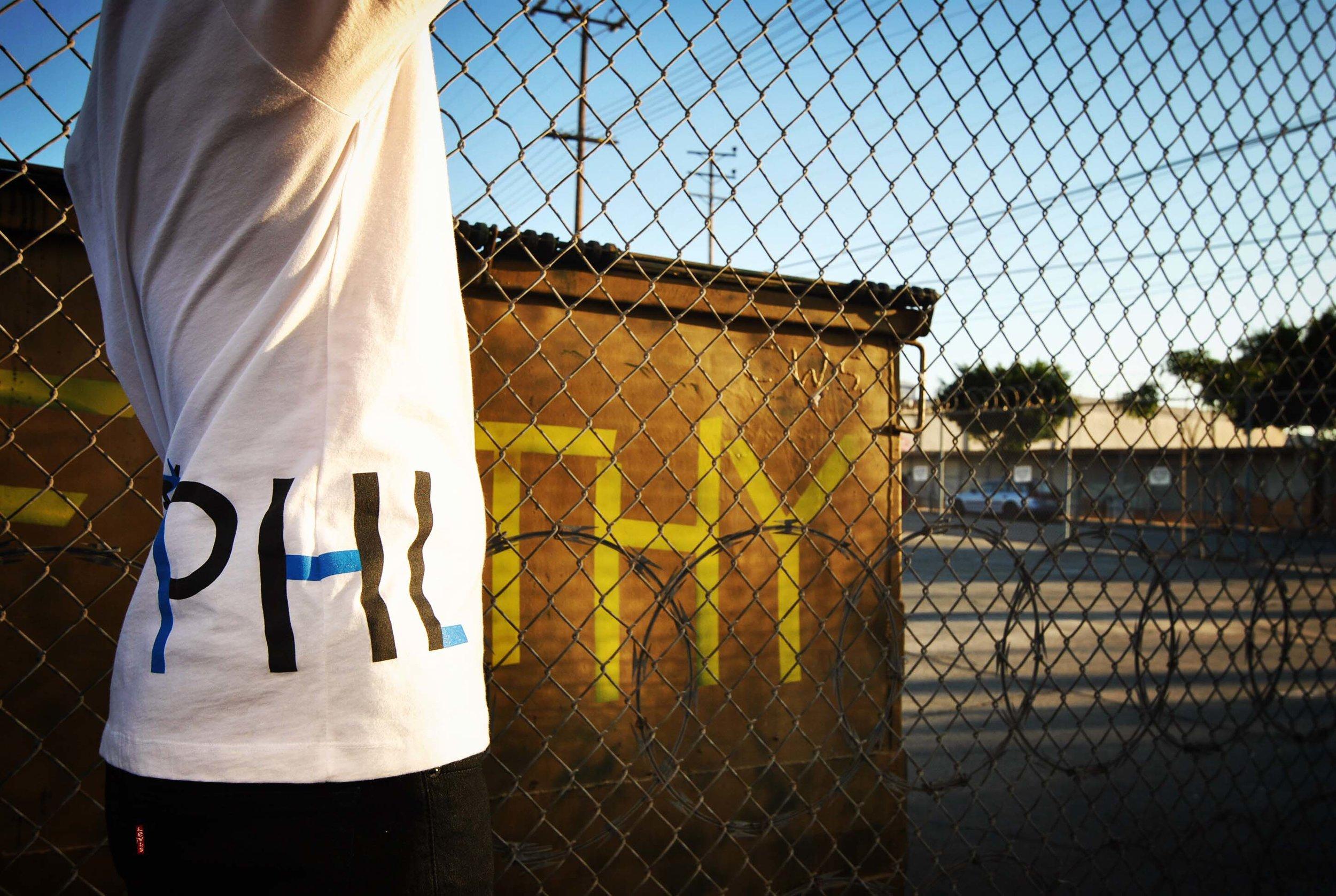 ewkuks streetwear phl lax tee phlthy
