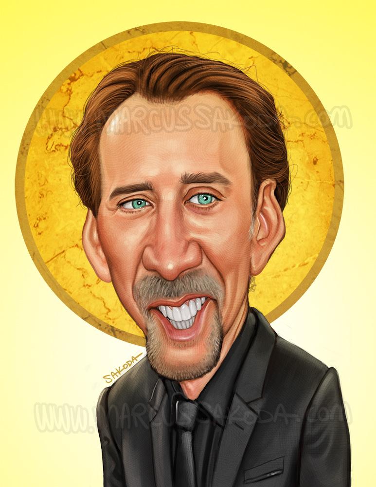 Nicolas Cage, 2014