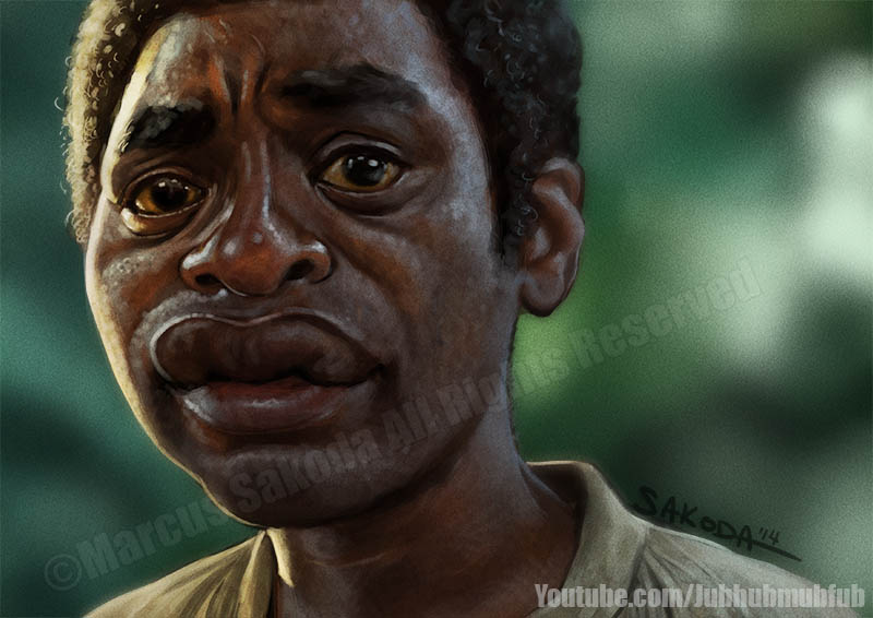 Chiwatel Ejiofor, 12 years a slave