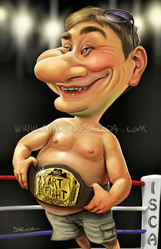 Art Fight Champion, 2013