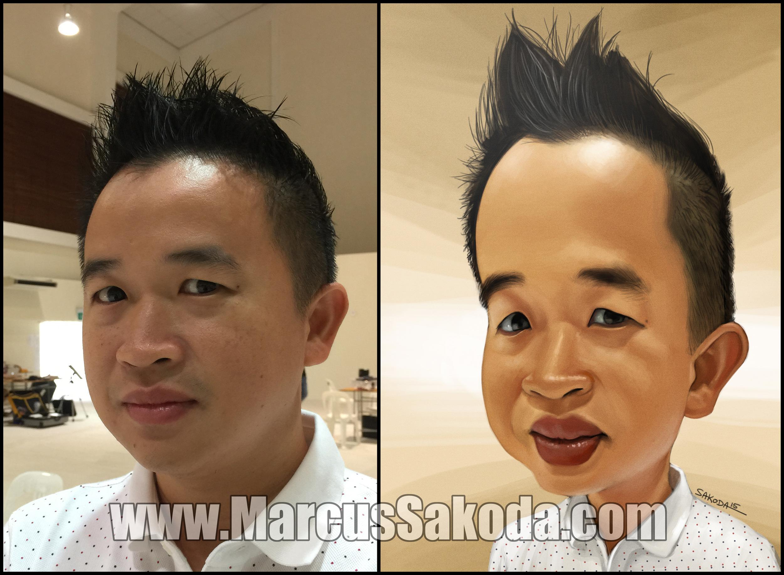 Choong Jit Leong from Singapore