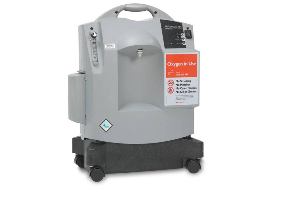 Millennium Oxygen Concentrator