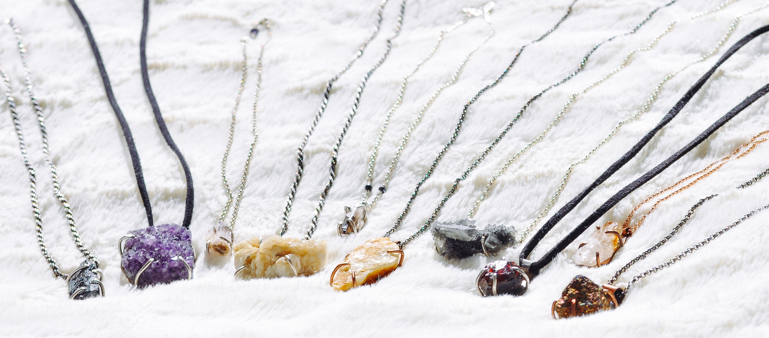 UMIBOZU necklaces  // TheEditHawaii.com