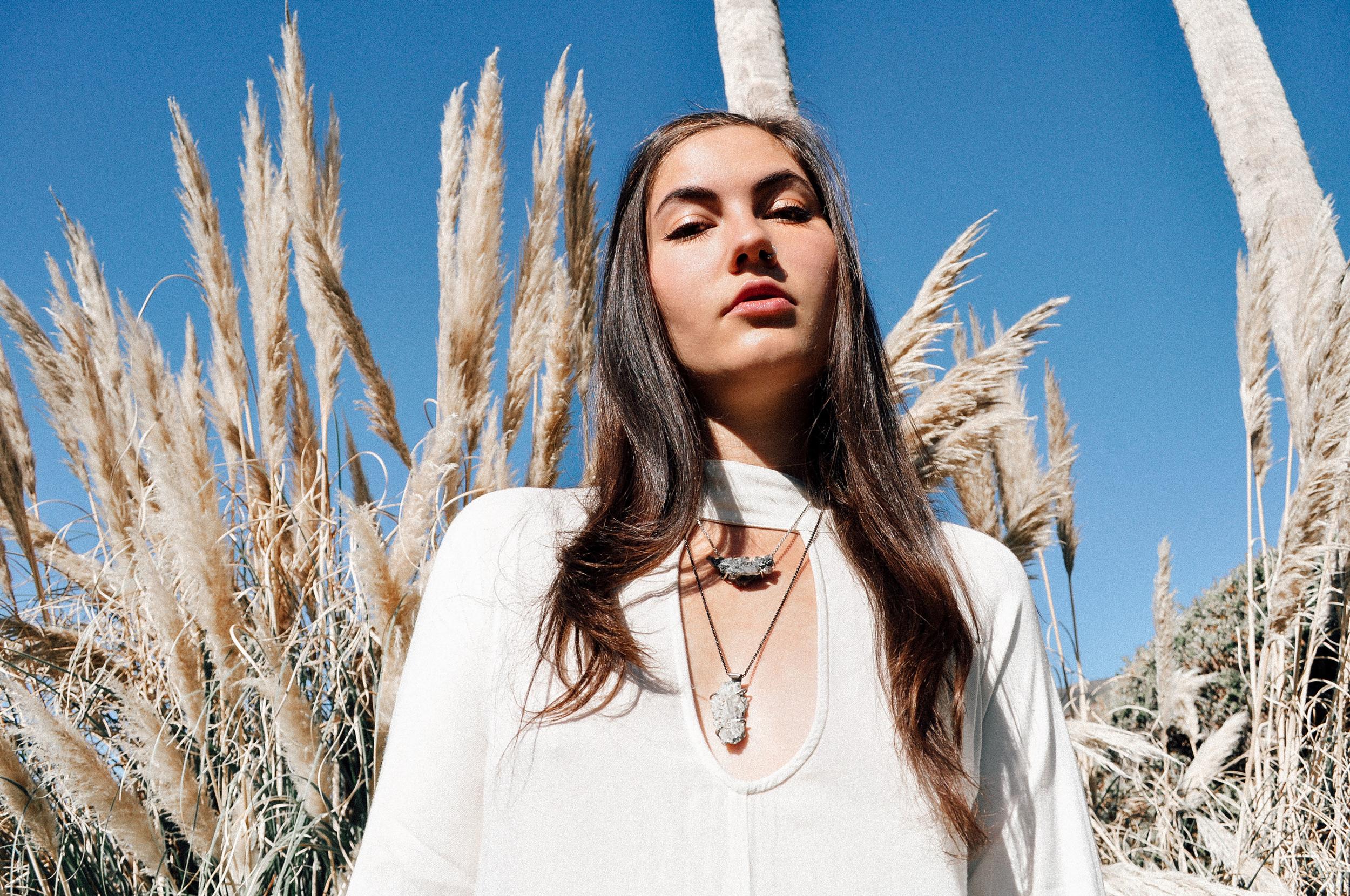 UMIBOZU crystal jewelry // TheEditHawaii.com
