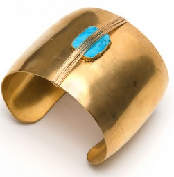 Ruebelle Turquoise Cuff