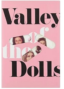 Valley of the Dolls book via AMAZON