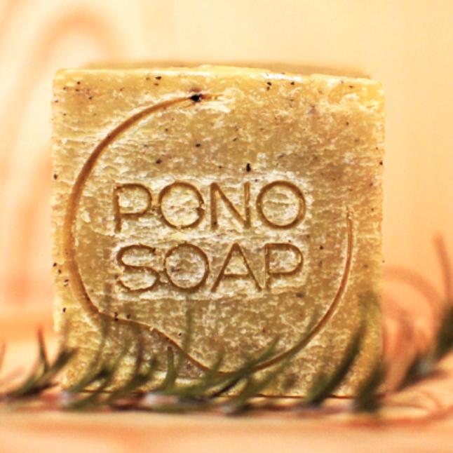Frank & Rose, by Pono Soap