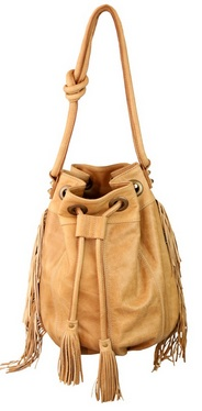CLHEI PRADO FRINGE TOTE, $390, SIMILAR STYLES AT PINK BY NATURE or IMRIE PAIA