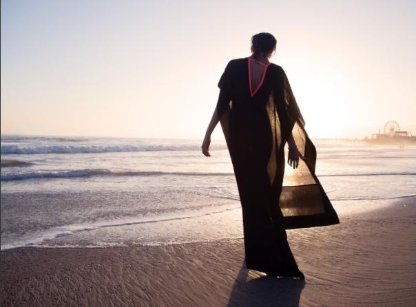 Malia Jones' debut collection Spring/Summer 2015