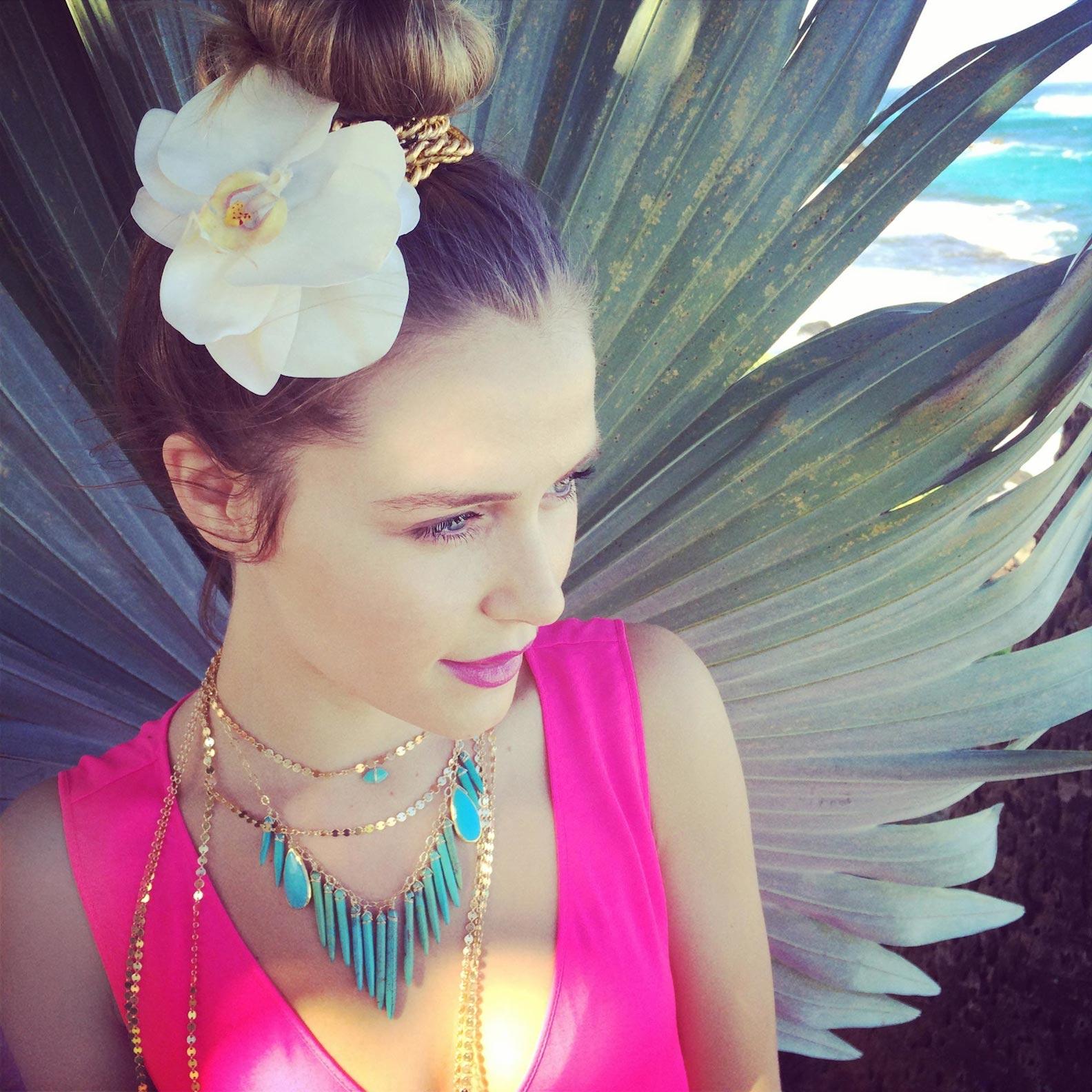 RueBelle's Hawaiiana Exotica Collection // TheEditHawaii.com