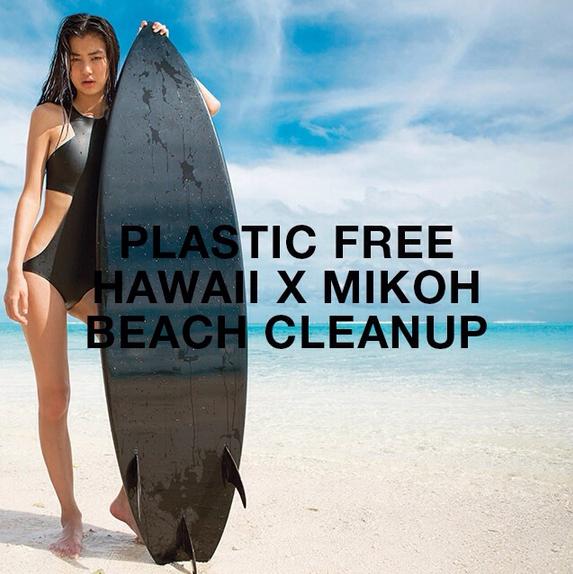 MIKOH x KOKUA HAWAII FOUNDATION // TheEditHawaii.com