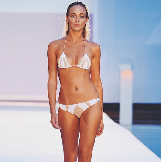 ON THE RUNWAY WITH ROVE SWIMWEAR