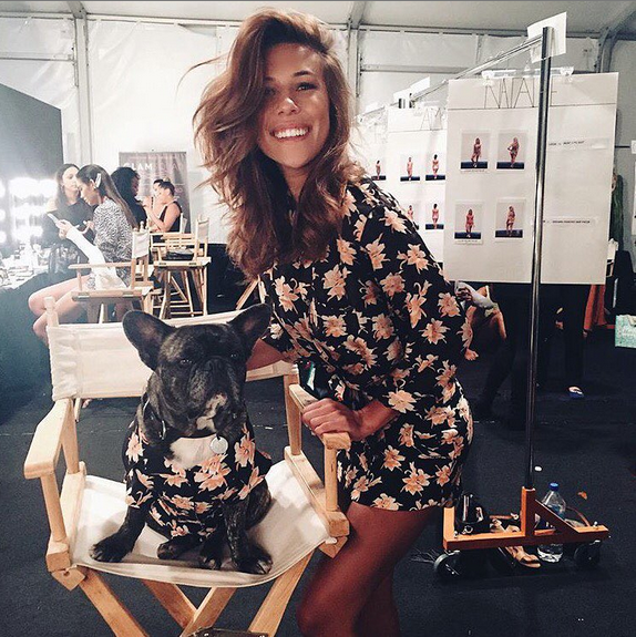 BACKSTAGE AT ACACIA WITH DEVIN BRUGMAN AND BRONX NEWIRTH