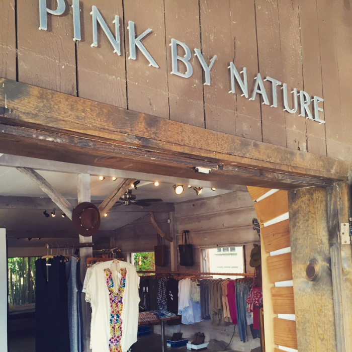 Must-Stop Shops in Makawao: Pink by Nature // TheEditHawaii.com