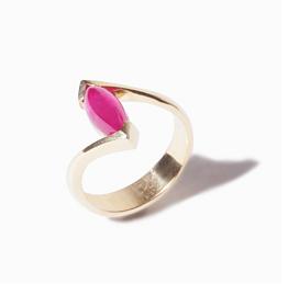 Marquise Ruby Ring : Big Island Jewelers.png