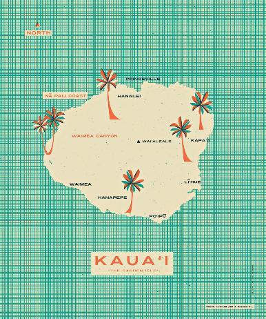 HAWAII INSIDER GUIDE: KAUAI - The inside scoop on where to shop, dine, explore and more on Kauai, the Garden Isle.