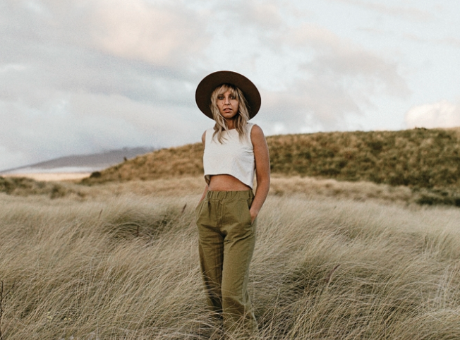 MODERN LUXURY HAWAII: KEPOLA DESIGN HOUSE - A chic and sustainably-minded Big Island-based brand you need to know about.