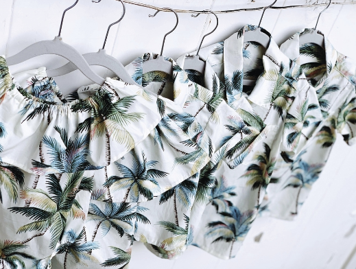 MODERN LUXURY HAWAII: HAUTE TOTS - The cutest tropical-inspired items from Hawaii and beyond.