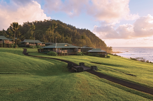 MODERN LUXURY HAWAII: HEAVENLY HANA - An escape to Travaasa, Hana on Maui's eastern shore.