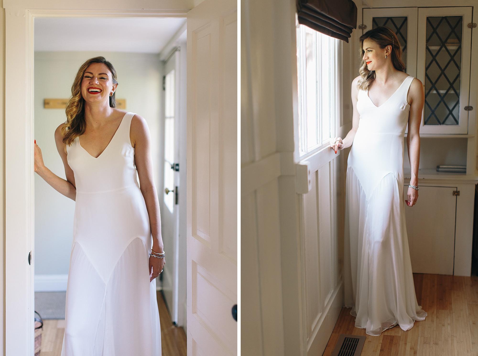 Loho Bride Dress