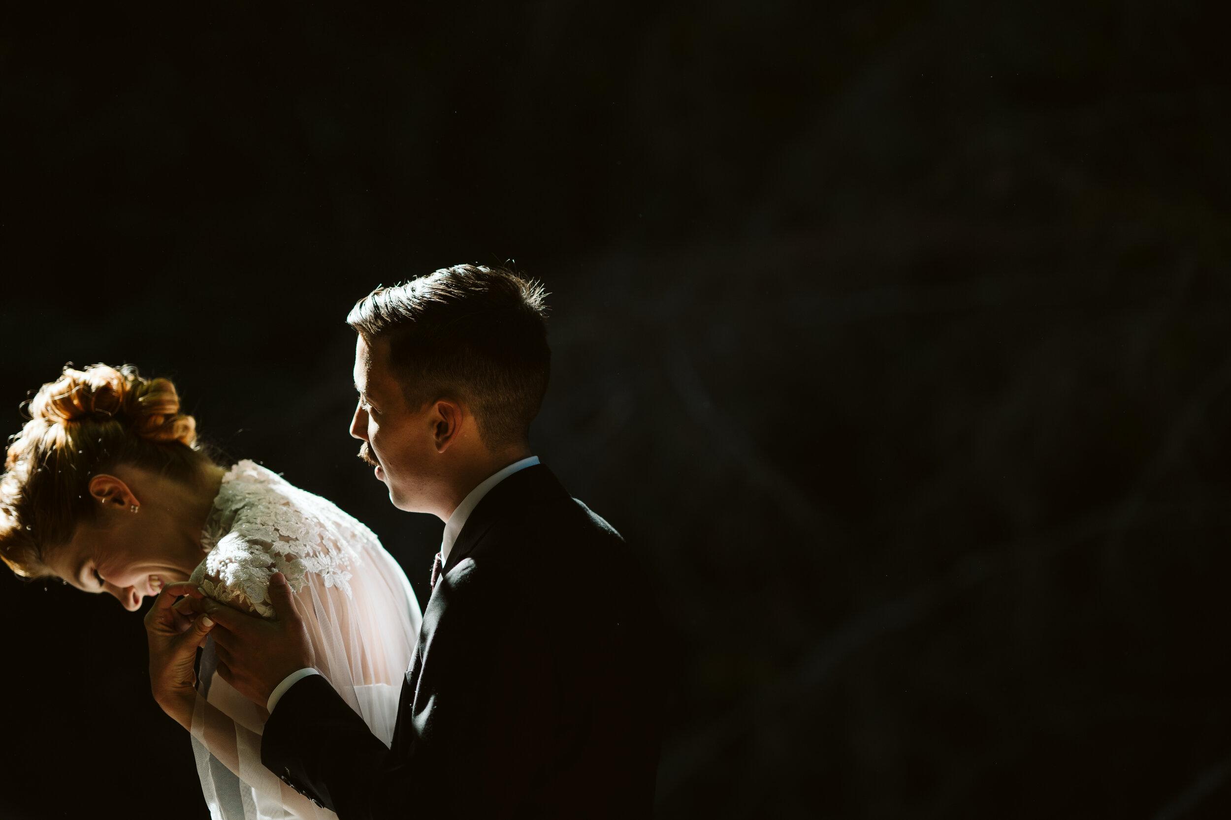Dramatic Wedding Photography - SF Bay Area, Los Angeles & destinations beyond