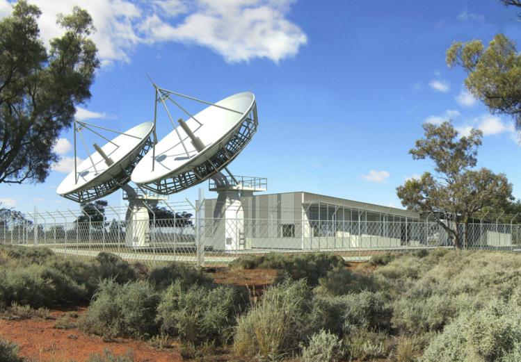 NBN Earthstations