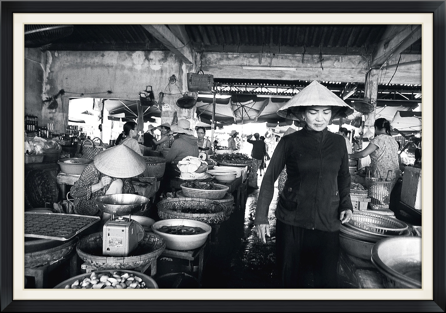 Madame of the Market