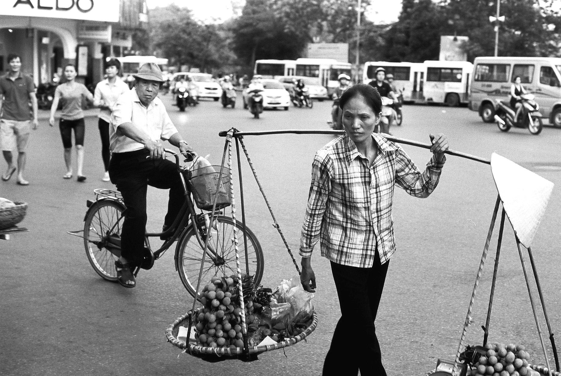 Hanoi Hustle, From Hanoi to Hoi An, 2013.