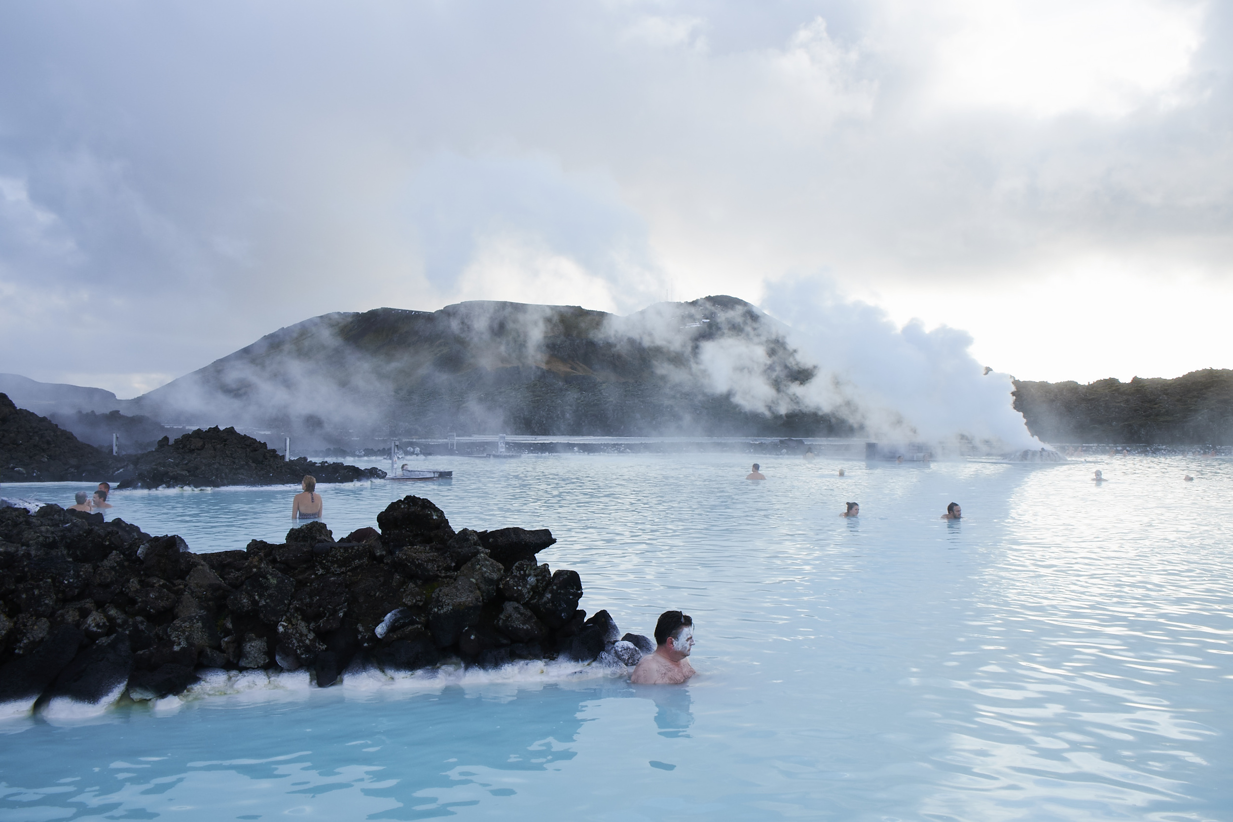 Blue Lagoon Spa: Heaven on earth