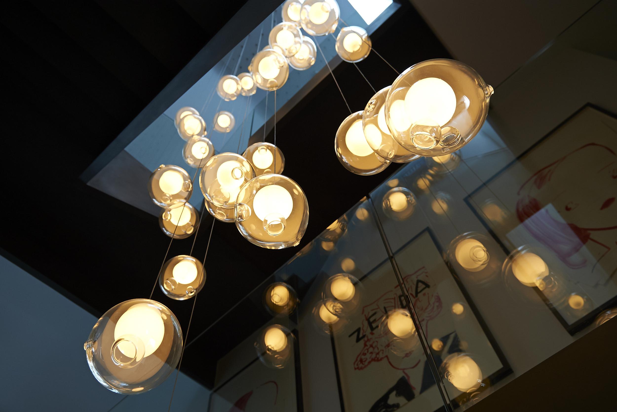 Light fantastic!