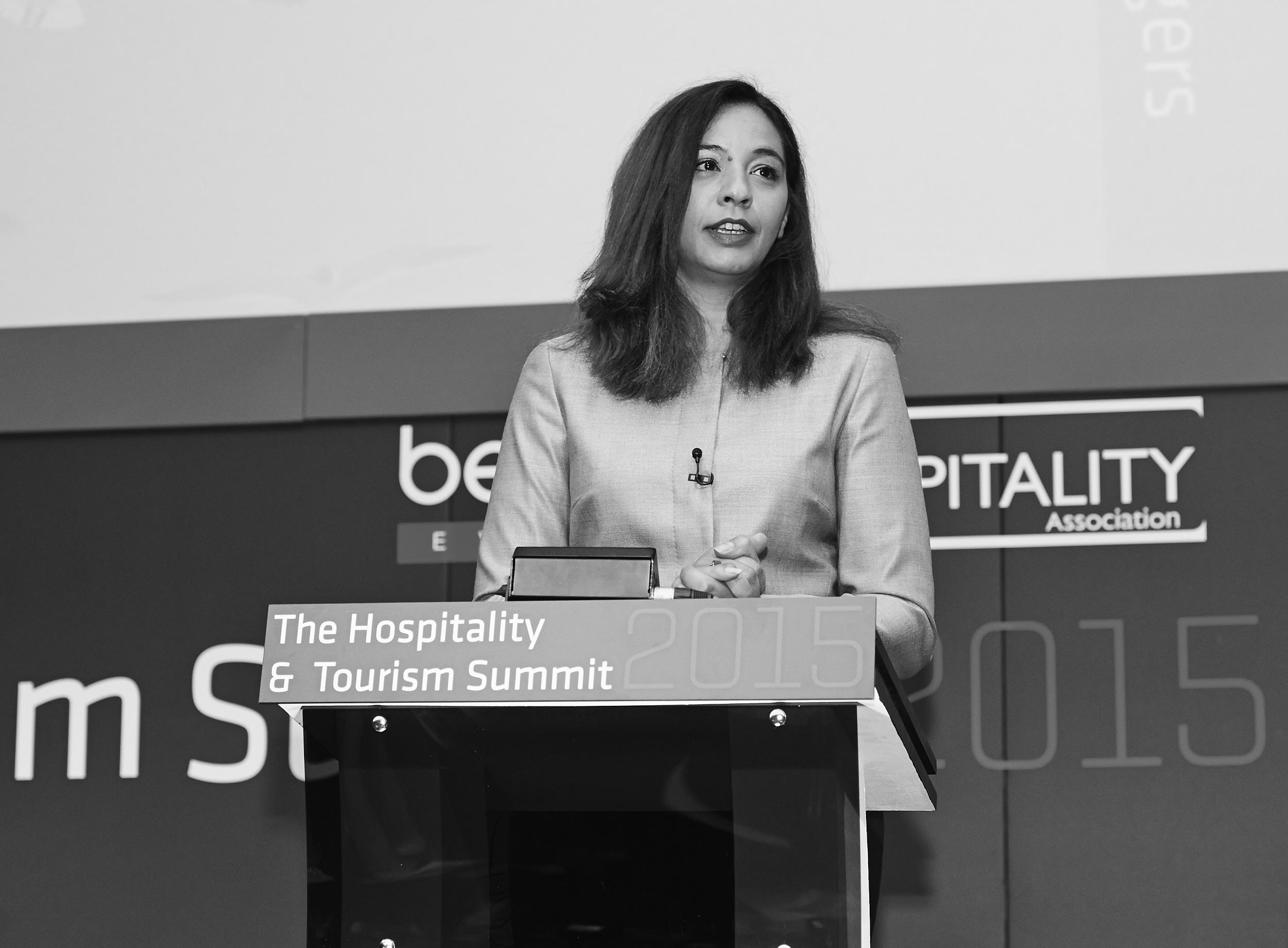 Ufi Ibrahim    Chief Executive, British Hospitality Association