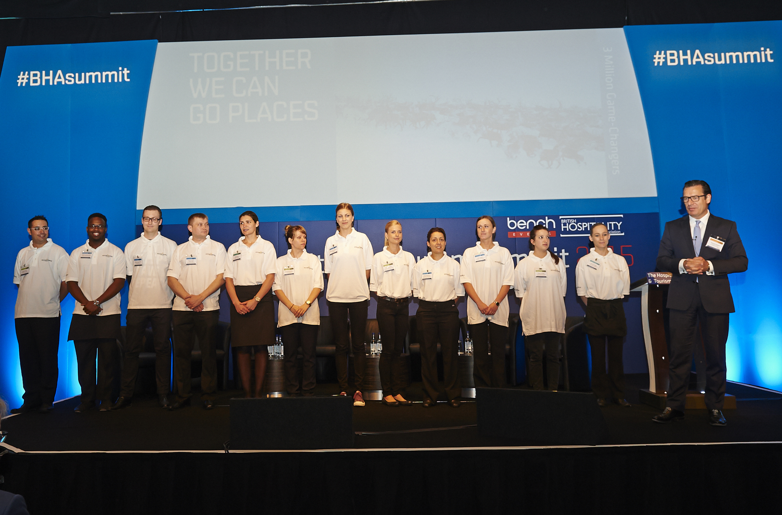 Apprentices to the industry with Thomas Dubaere, MD UK & Ireland, Accor Hotels