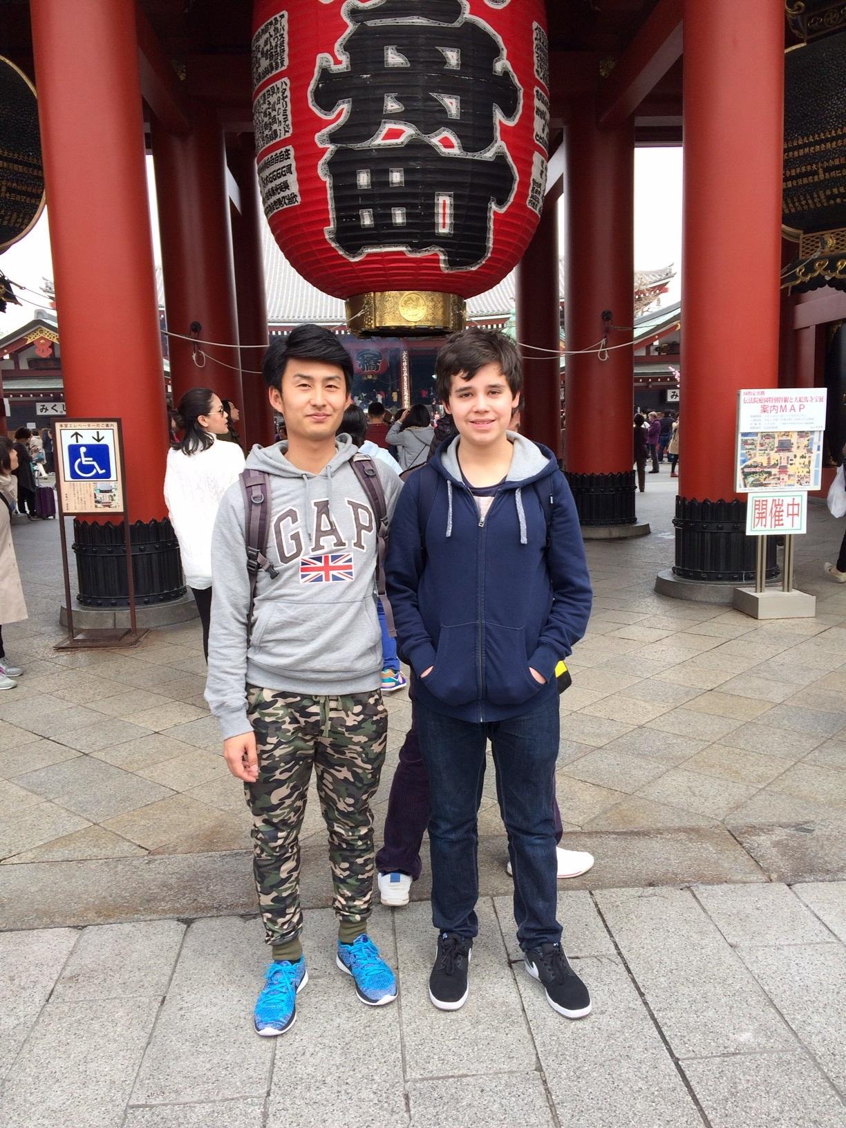 Takumi and Sam