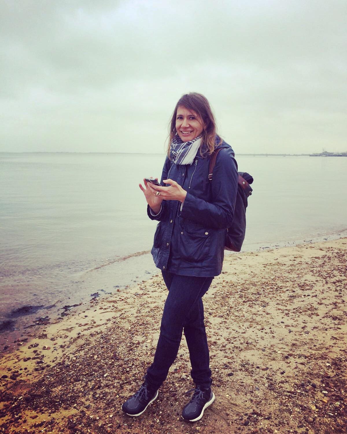 Me and Leigh-on-Sea