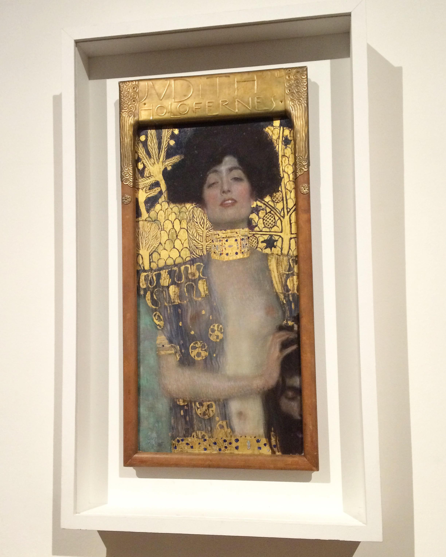 Judith 1, Gustav Klimt, 1901