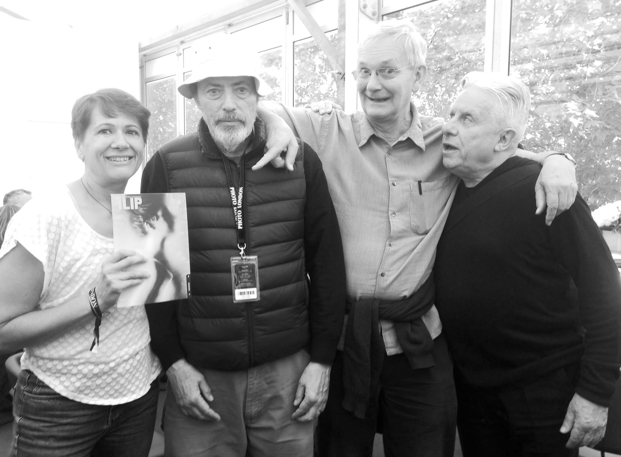 Hobnobbing with Martin Parr, Brian Griffin, and Bruce Gilden