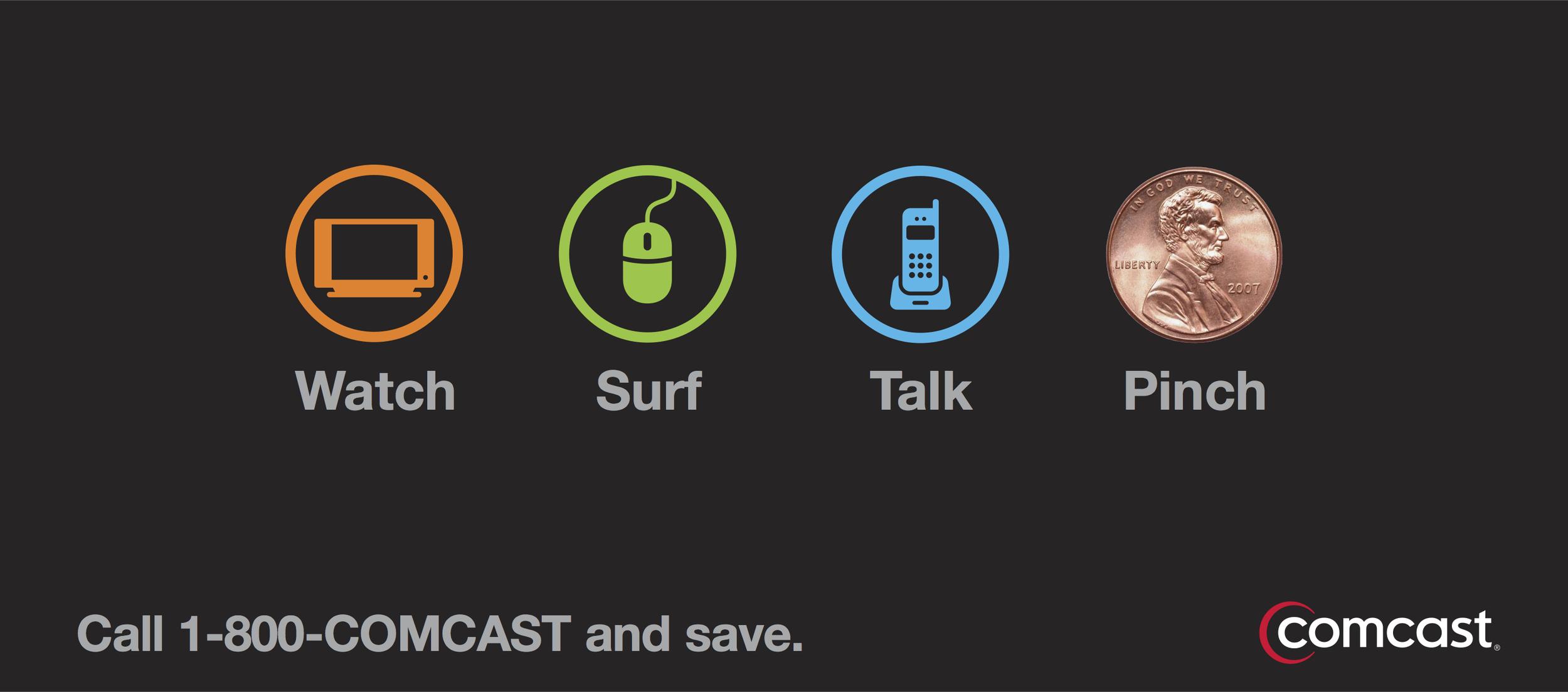 Comcast Billboard