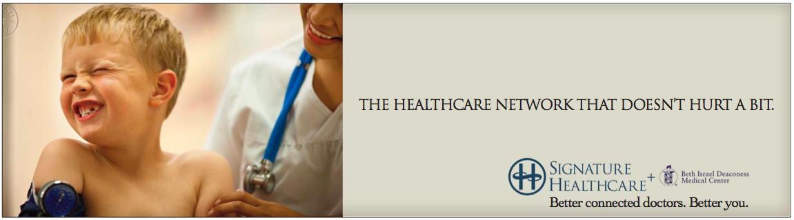 Signature Health Billboard