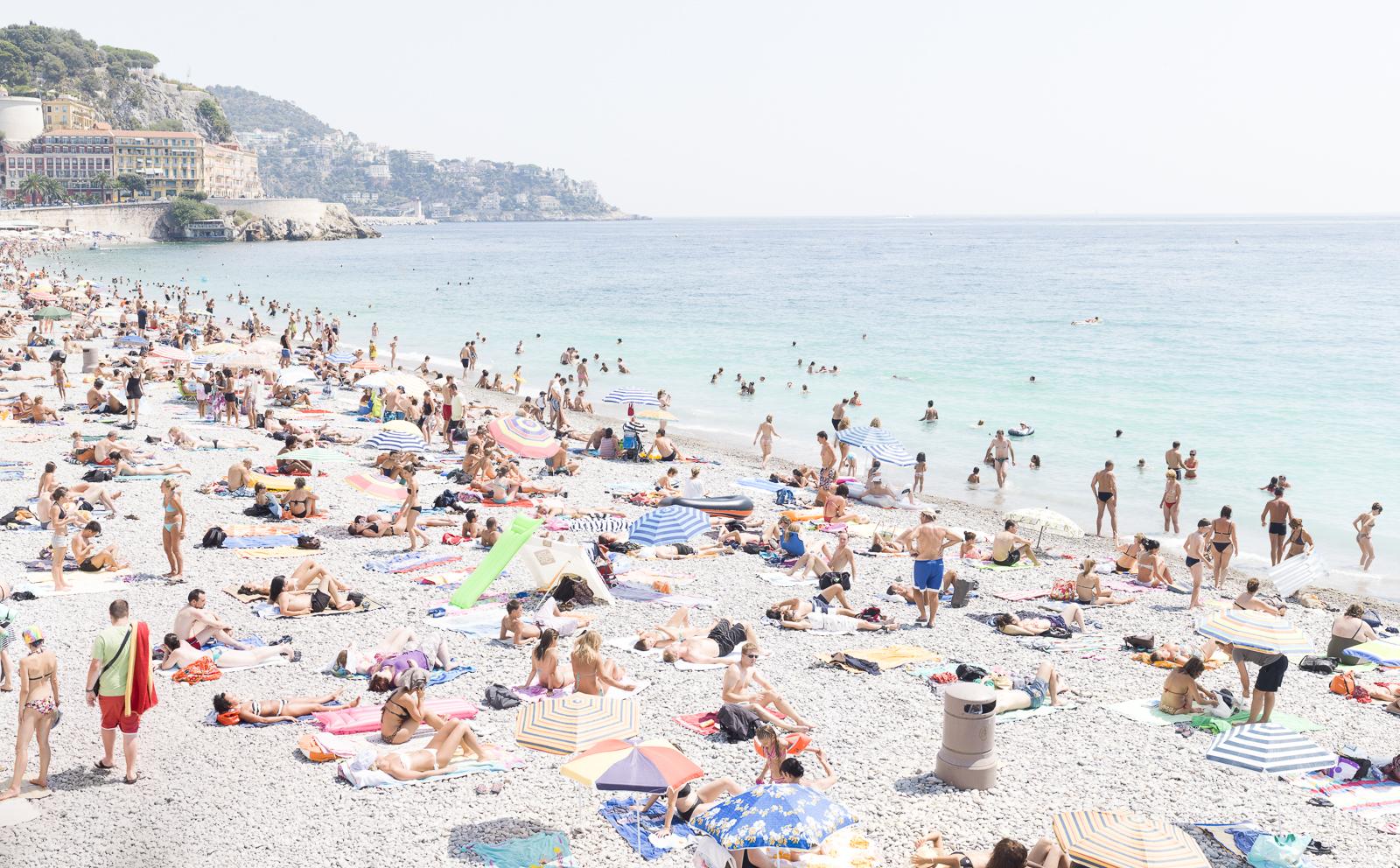 Castel-Plage, Nice, France