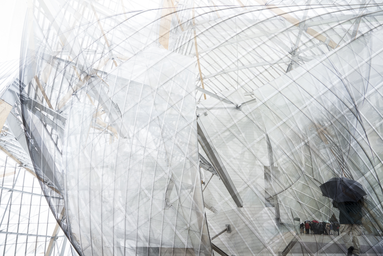Fondation Louis-Vuitton, Paris, France