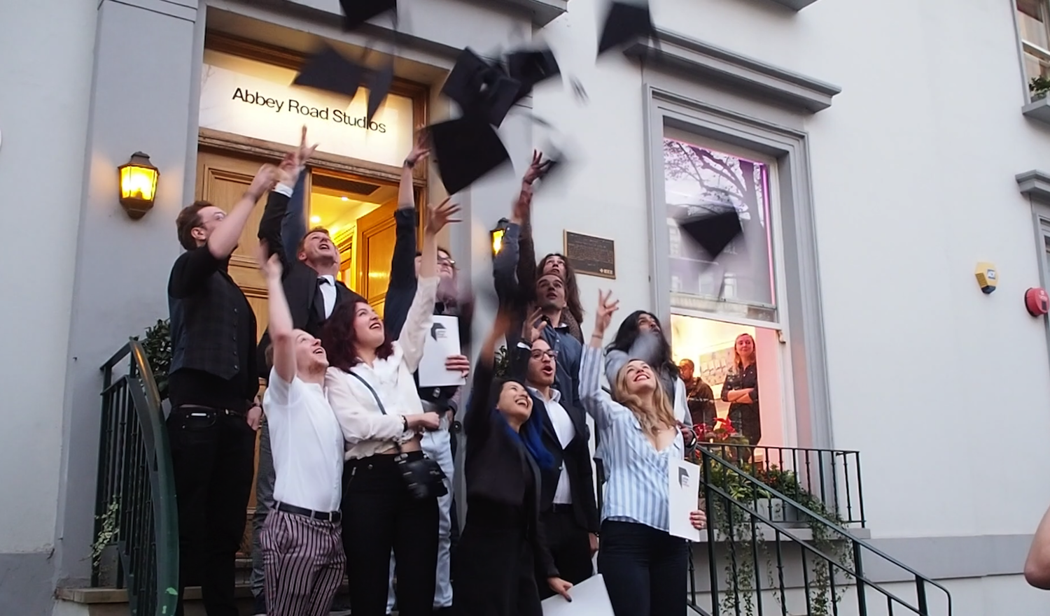Abbey-Road-Studios-Institute-graduation-Amsterdam-The-Wong-Janice-London-music-producer-cellist-hats.png