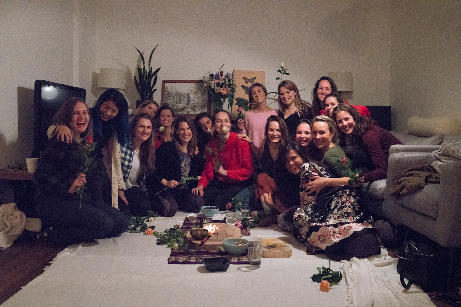 women's-circle-cacao-essential-oils-ceremony-group-photo-by-Birgit-Loit-Isadora-Caporali-The-Wong-Janice-cellist-Amsteram.jpg
