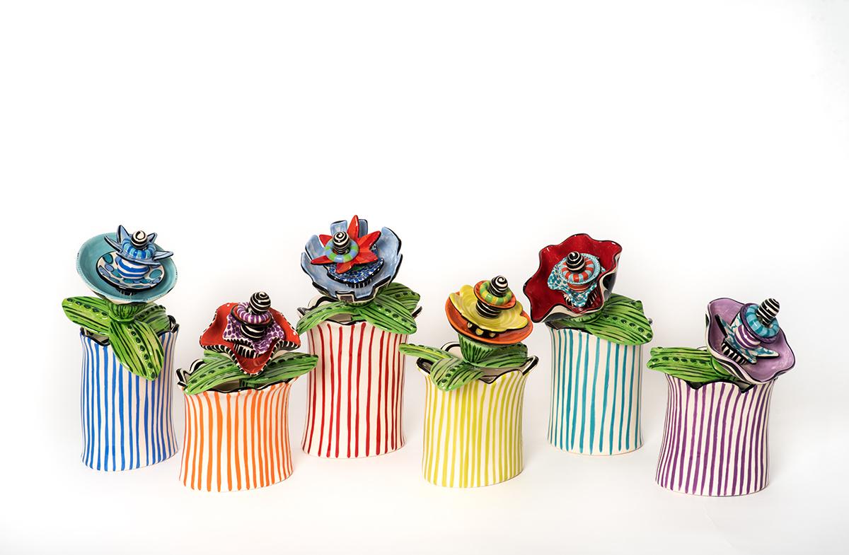 Short striped vases:flowers web.jpg