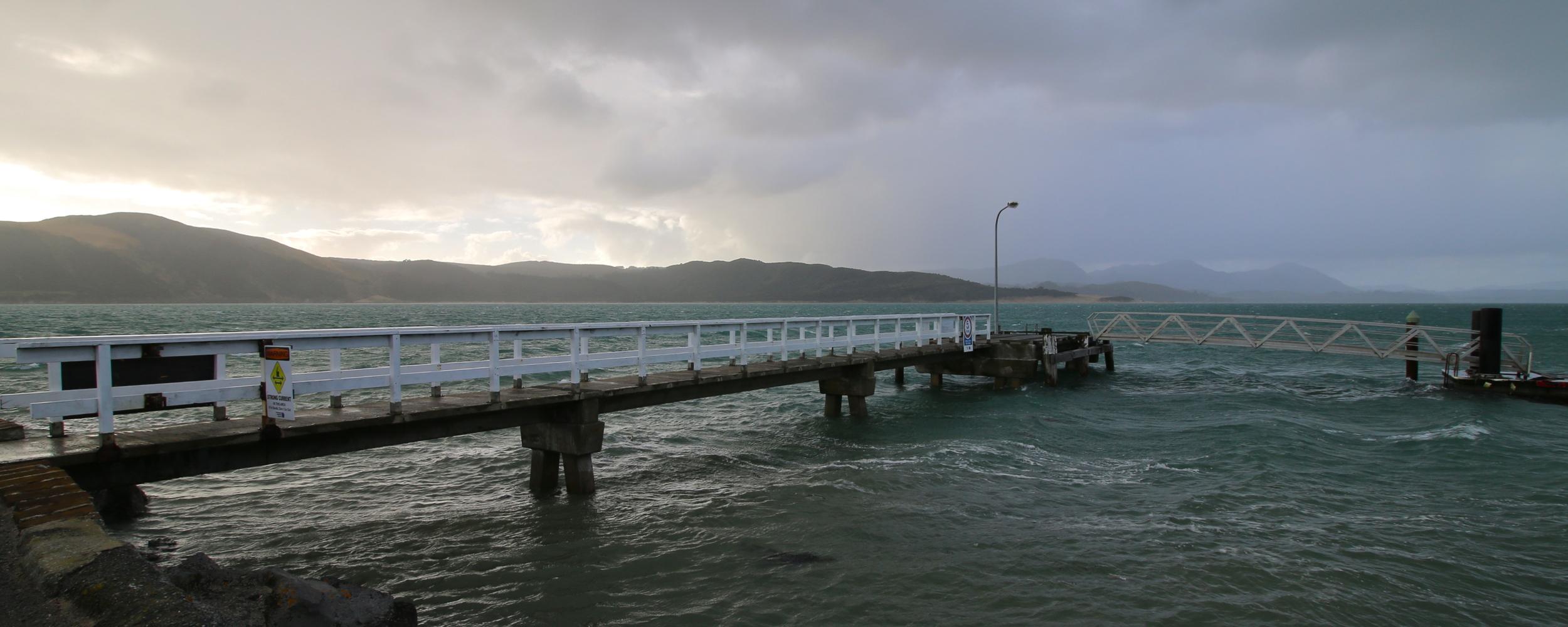 Opononi Pier