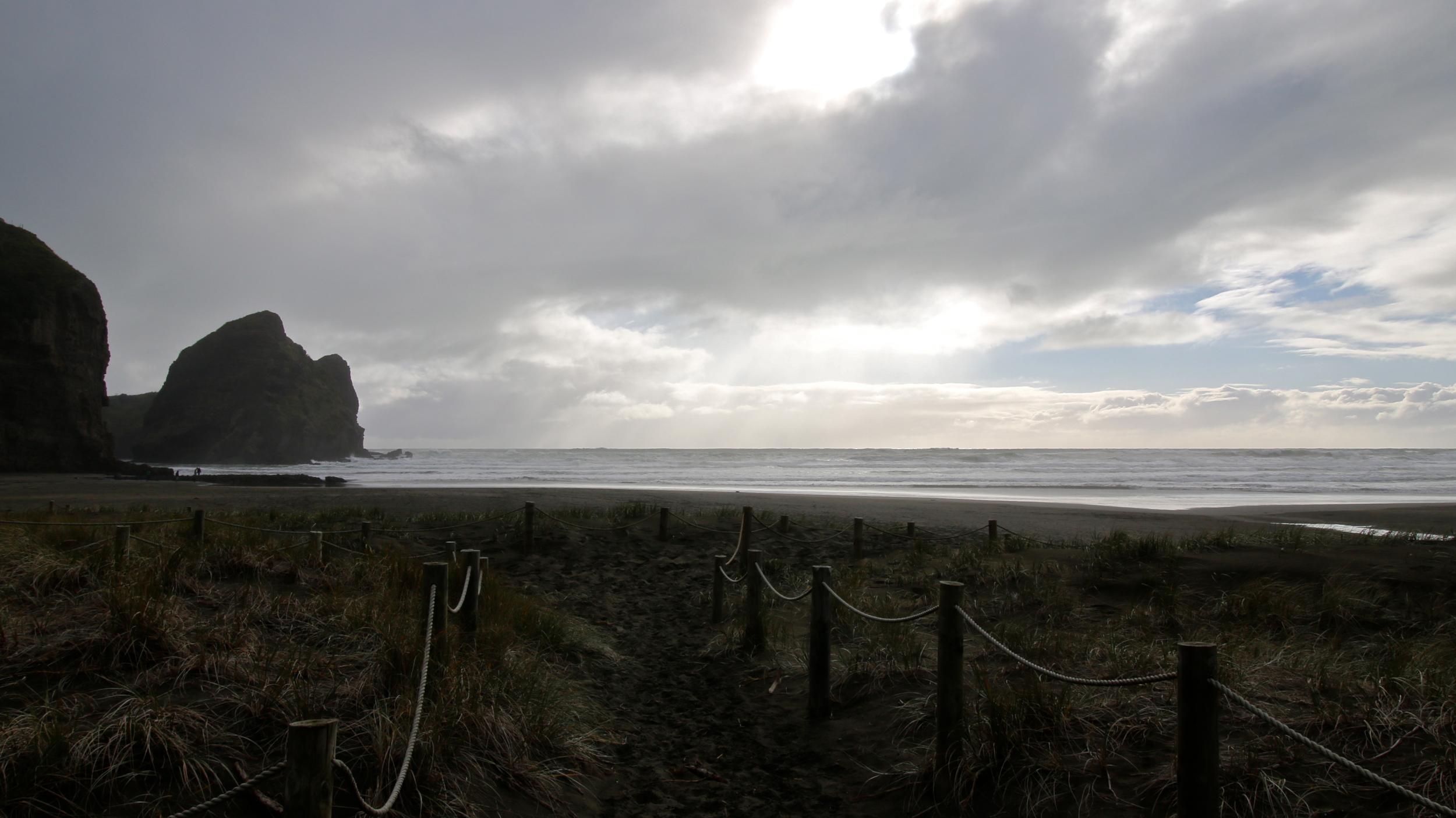 Piha Beach_1