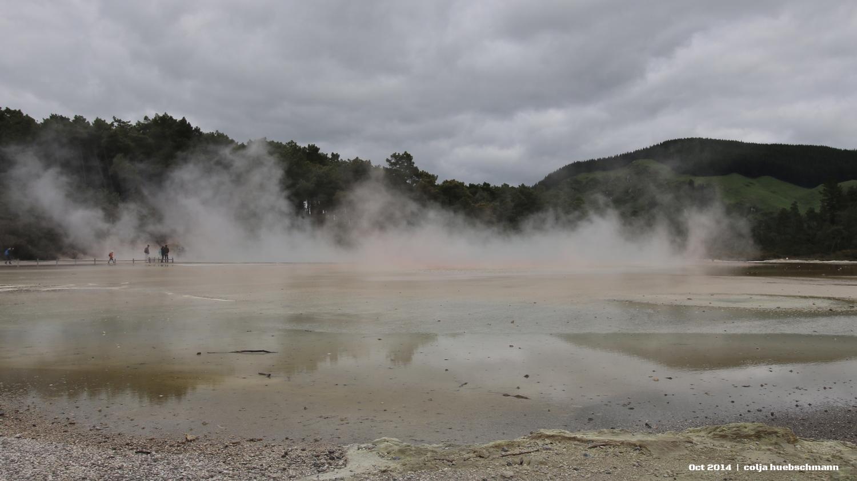 WAI-O-TAPU WONDERLAND, Rotorua