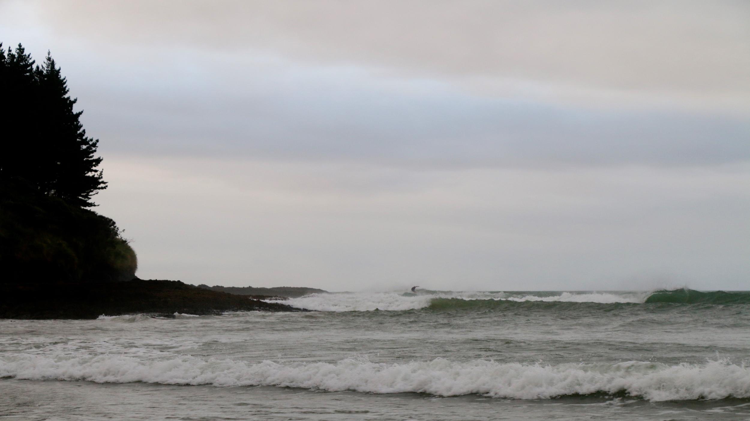 Pointbreak at Shipwreck Bay