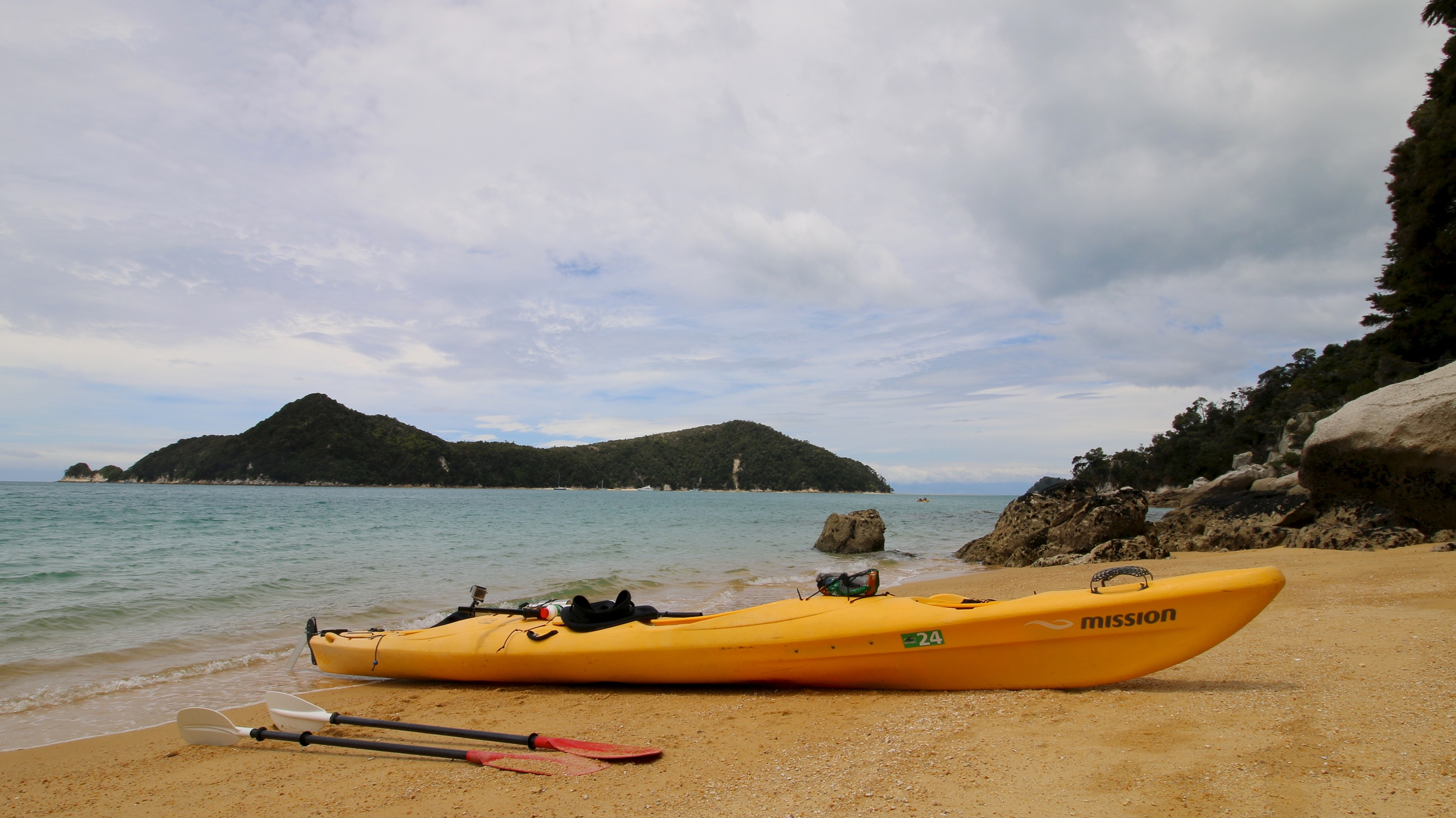 Abel Tasman Nation Park