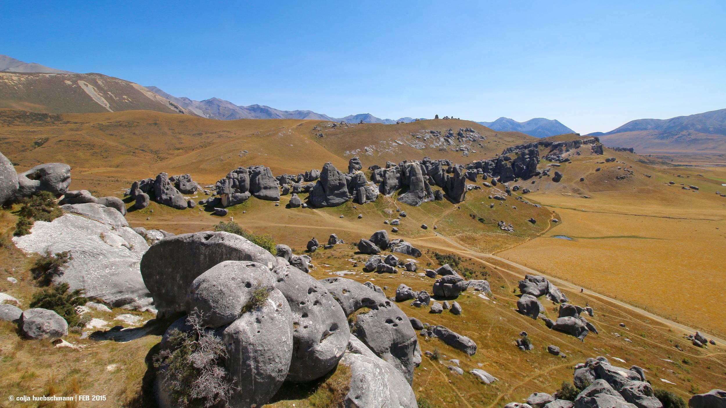 Castle Hill, Arthur's Pass