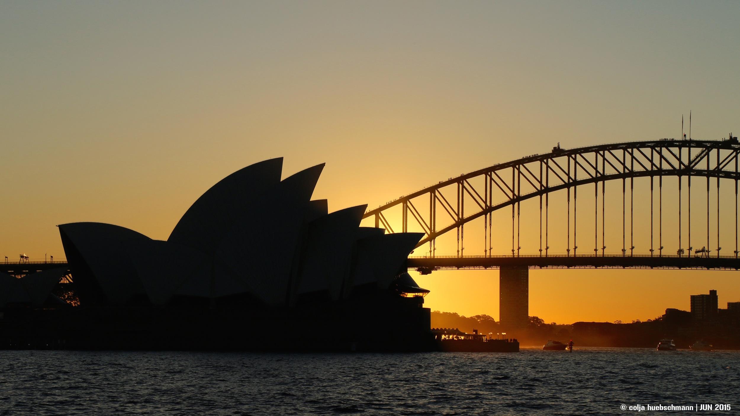 Sydey Opera House ,  AUSTRALIA